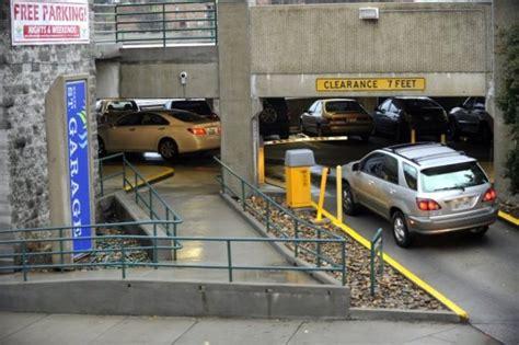 State Parking Garage Knoxville by Downtown Parking Crunch Prompts Garage Debate