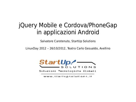 tutorial jquery mobile phonegap linuxday2012 android phonegap and jquery mobile