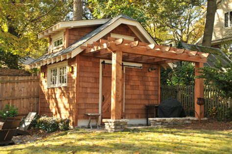 Shed Placement From Property Line by Backyard Shed Transformed To Look Like Family House