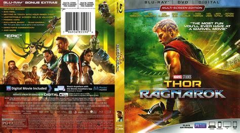 film thor ragnarok bluray thor ragnarok 2018 r1 blu ray cover dvdcover com