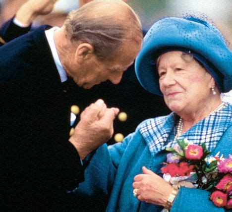 Elizabeth Clashes With New In Laws by The In From Hell Prince Philip S Bitter