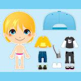 paper doll outfits stock photo image 36574600 paper doll outfits stock photo image 36574600