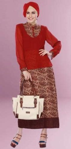 Gamis Batik Ethnic Dress On Dress Hijabs And Kebaya