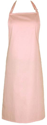 Apron Batik Light Pink light pink apron ideal for a personalised apron gift