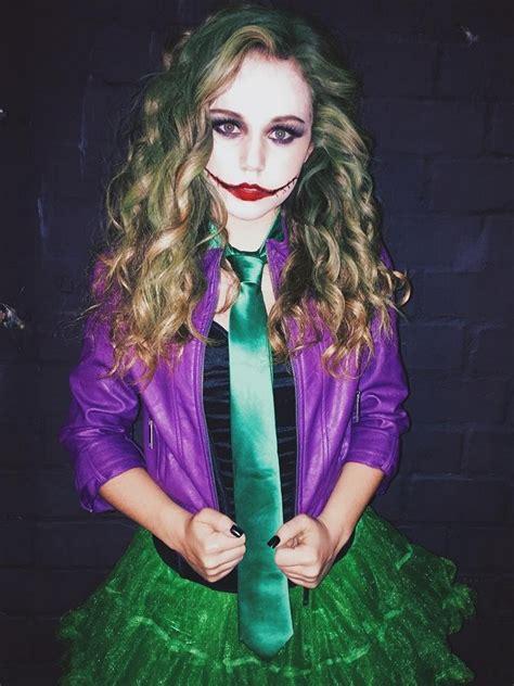 imagenes de joker girl joker kost 252 m selber machen ideen f 252 r kleidung schminke