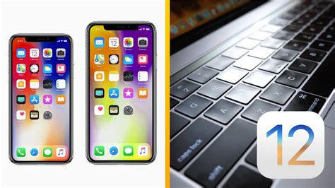 new 2018 iphone xs rumors ios 12 feature macbook keyboard issues