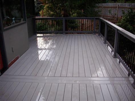 gray deck composite deck grey composite deck