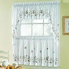24 Inch Tier Curtains Tier Curtains Cafe Curtains Sears