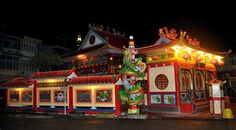 Folklor Tionghoa bingung liburan ke mana saat imlek berikut rekomendasinya