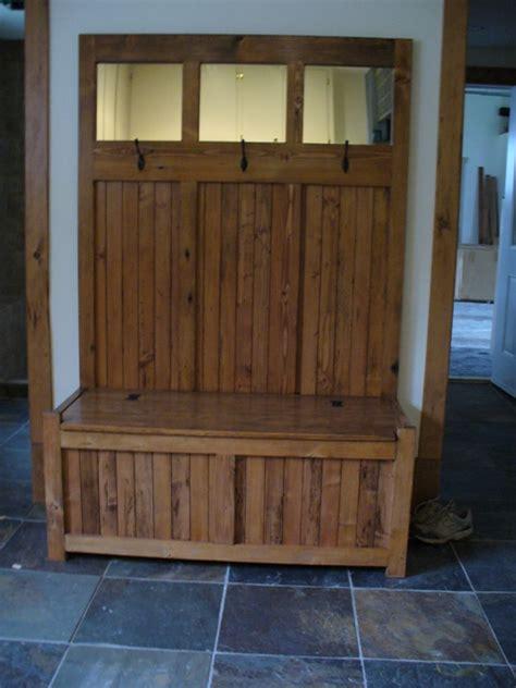 Entranceway Bench