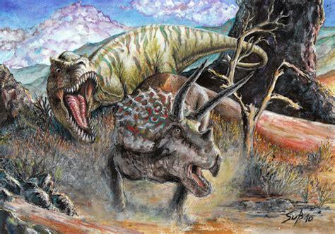 dinosaur painting free dinosaurs by shongrek on deviantart