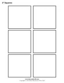 Square Template by Square Templates Blank Shape Templates Free Printable Pdf