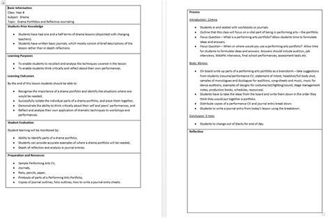 Standard 2 Pi P Pi Teaching Portfolio Hra Summary Plan Description Template