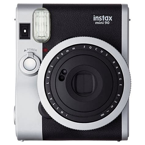 fujifilm instax mini 90 neo classic instant analogue buy fujifilm instax mini 90 neo classic instant analogue