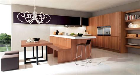 Dining Table In Center Of Kitchen 15 Amazing Modern Kitchen Dining Rooms European Kitchen