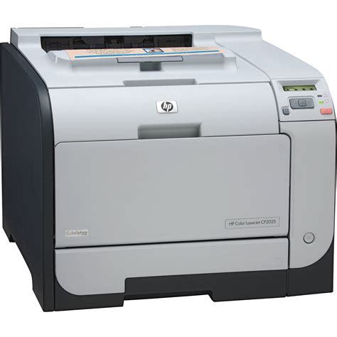 Printer Laserjet Color hp cb494a color laserjet cp2025n printer cb494a aba b h photo