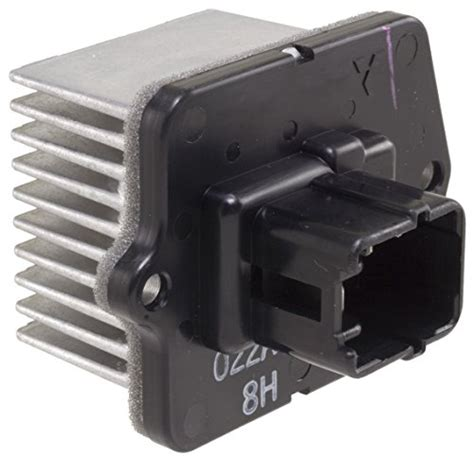 what causes blower motor resistor to fail ja1814 hvac blower motor resistor