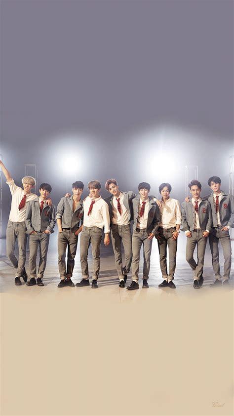 wallpaper exo exo wallpaper for phone exo pinterest exo