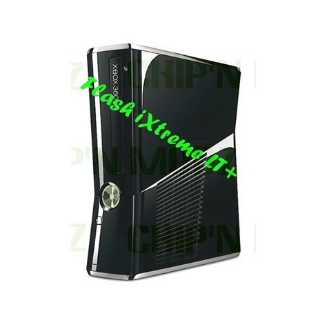 tutorial flash xbox 360 slim flash xbox 360 slim chip n modz