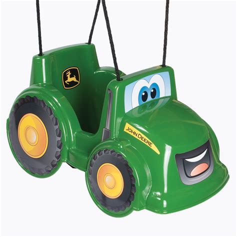 john deere swing set john deere 174 johnny tractor toddler swing m m sales