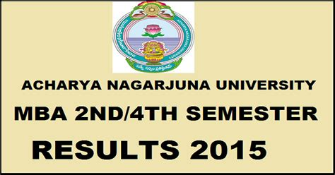 Madras Mba Results April 2014 by Madras Results 2015 Unom April Nov 2015 Ug