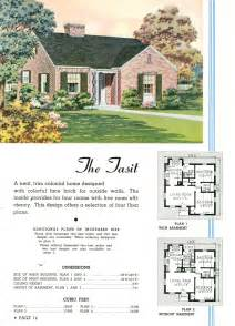 1920s Floor Plans by 1920 S Vintage House Plans Pinterest
