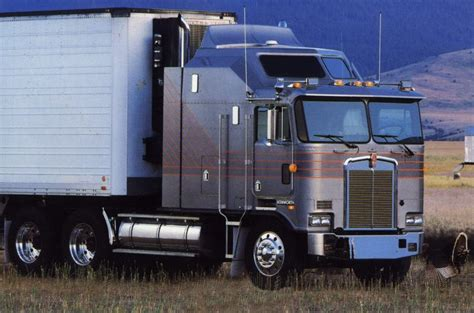 Big Sleeper Semi Trucks For Sale by Kenworth K100 Amazing Pictures To Kenworth K100