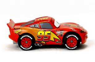 Lightning Mcqueen Car Side View Mcqueen On