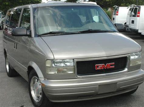 automobile air conditioning repair 2005 gmc safari windshield wipe control buy used 2005 gmc safari astro 8 passenger van clean all wheel drive in butler