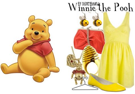Winnie The Pooh Wardrobe by Jacieland Disney Inspired