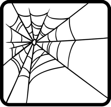 Inkables Template Spiderweb Inkables Template Spiderweb 163 3 99 Bee Crafty Spider Web Template