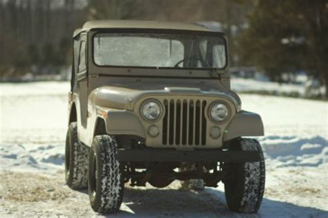 1974 Jeep Cj5 Parts Buy Used 1974 Jeep Cj5 Desert Tons Of New Parts In