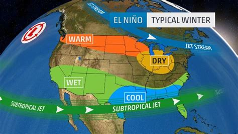 weather pattern image strong el ni 241 o expected to last through winter and into