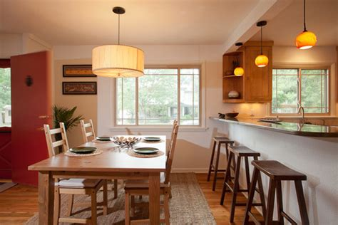 Lights For Over Kitchen Island by Light Over Dining Table