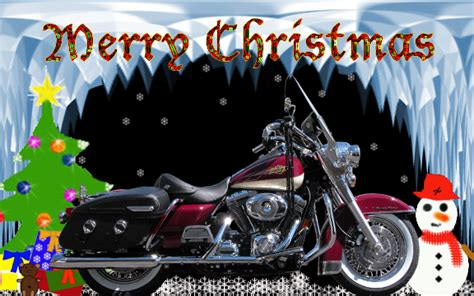 harley davidson merry christmas festival collections