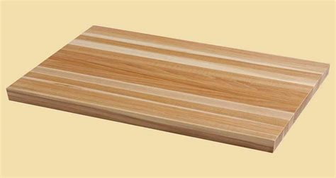 Hickory Wood Countertops by Prefinished Wood Butcher Block Countertops