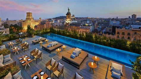 Top 10 Bars Barcelona by Top 10 World S Most Spectacular Rooftop Pools The