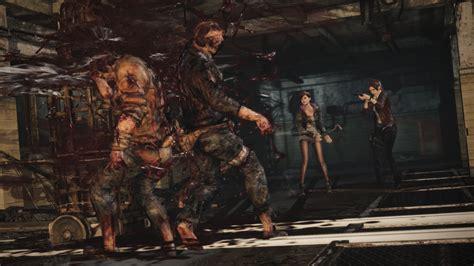 Resident Evil Revelations 2 resident evil revelations 2 screenshots show