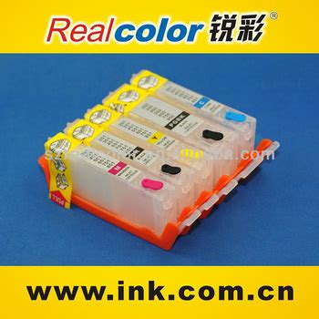 Canon Inkjet Printer Pixma Ip7270 refillable ink cartridge for canon ip7270 printer