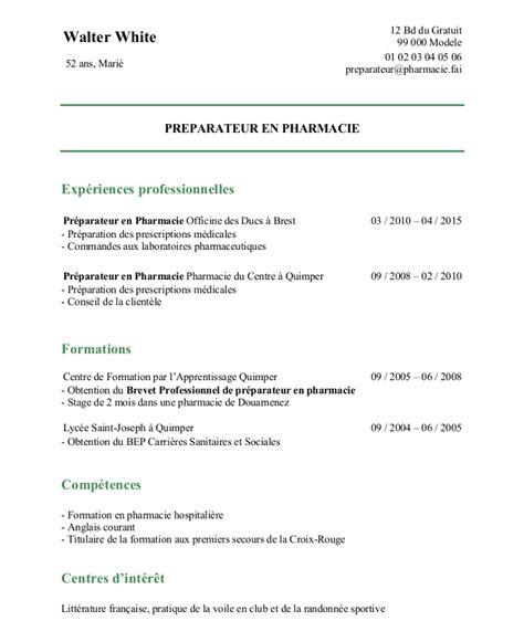 Lettre De Motivation Candidature Spontanée Pharmacien Hospitalier Modele Lettre De Motivation