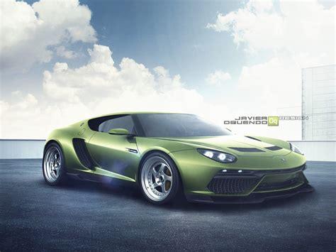 Lamborghini Miura Concept by Lamborghini Miura Concept Wallpaper Www Pixshark