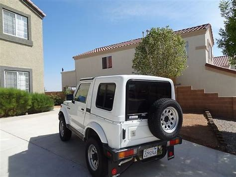 Suzuki Ignis Jsl Two Tones Color Model Sporty Color By Request find used 1992 suzuki samurai jl sport utility 2 door 1 3l dont miss this one in rancho new