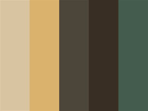 gold and gray color scheme quot safari quot by ivy21 brown chocolate coffee forest gold green grey mocha yellow color