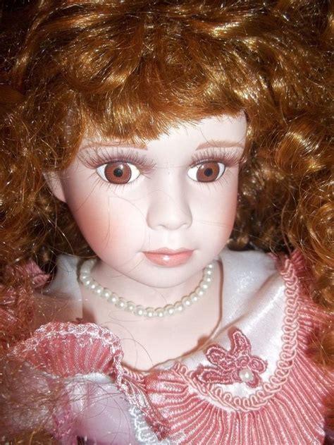 porcelain doll hair porcelain doll curly hair dolls i like