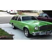 1974 Chevy Chevelle Malibu Classic Station Wagon  YouTube