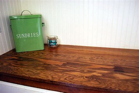 Wood Flooring For Countertops by Make Your Own Wood Countertops