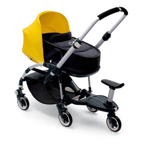 pedana passeggino beb confort adattatore per passeggino bugabood della pedana confort nero