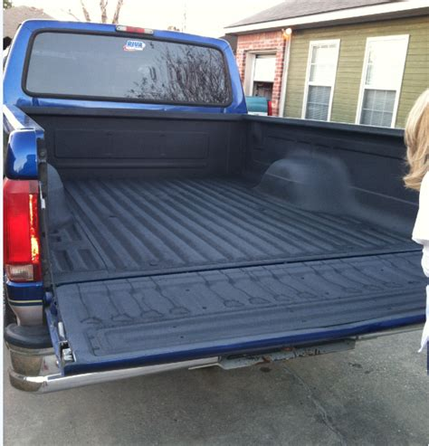 diy bed liner diy bedliner bed rail caps page 2 ford f150 forum