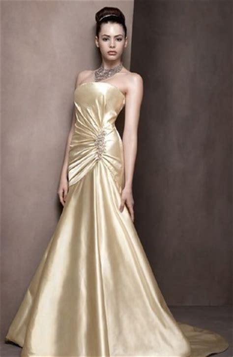 Wedding Dress Gold by I Wedding Dress Gold Wedding Dress