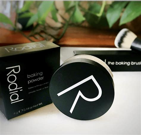 Rodial Baking Powder rodial s blood skin care range cosmetics haul